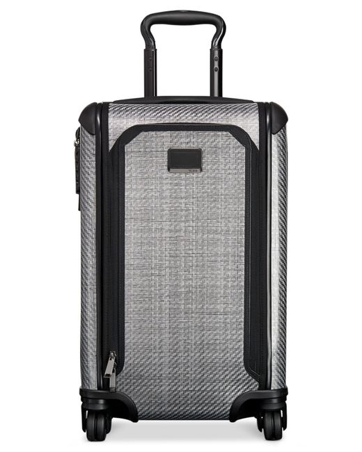 "Tumi | Gray Tegralite Max 22"" International Expandable Carry-on Hardside Suitcase for Men 