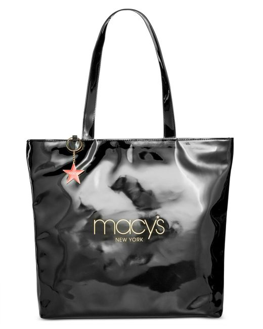 Macy's - Black New York Large Shopper, Created For - Lyst