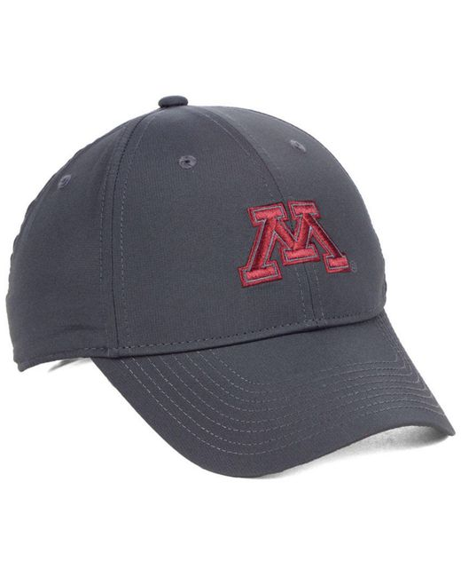 new concept 8464c 43434 ... Nike - Gray Minnesota Golden Gophers Dri-fit Adjustable Cap for Men -  Lyst ...