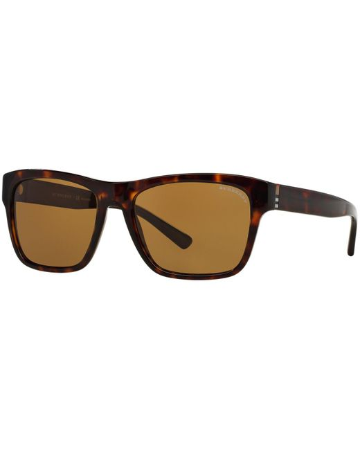 Burberry | Brown Sunglasses, Be4194 58 for Men | Lyst
