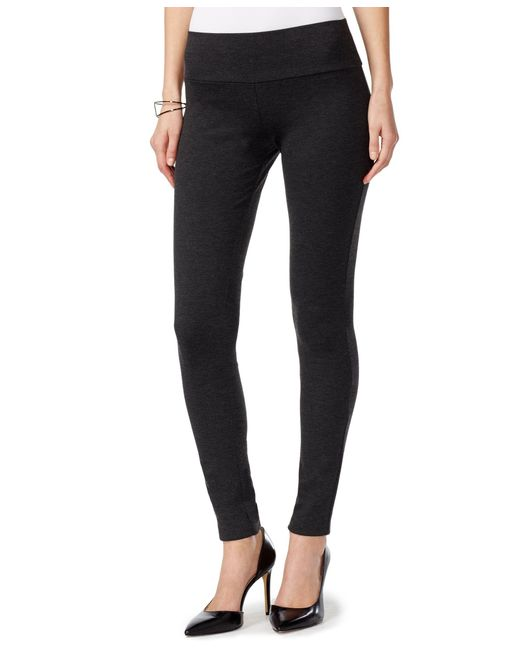 INC International Concepts | Gray Curvy-fit Skinny Pants, Only At Macy's | Lyst