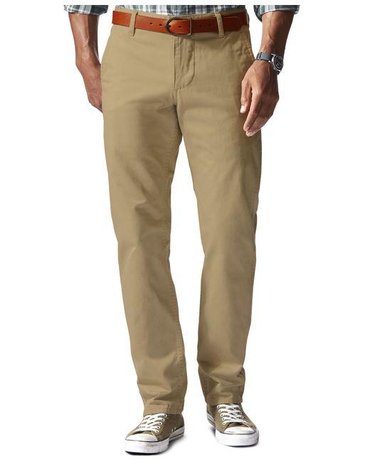 Dockers | Natural Athletic Fit Alpha Khaki Pants for Men | Lyst