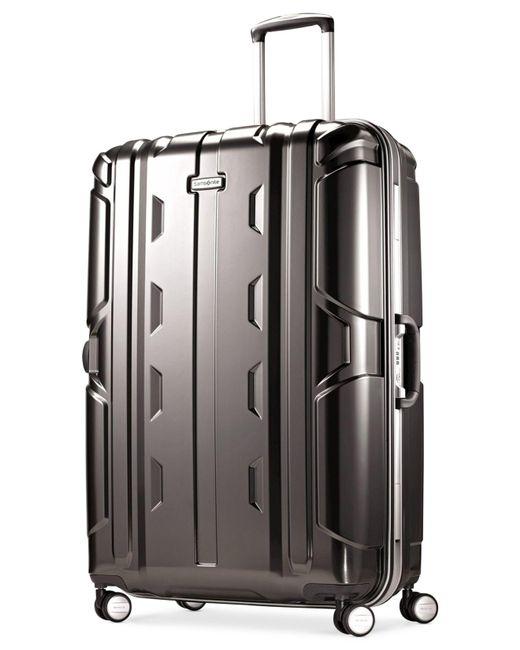 """Samsonite   Gray Cruisair Dlx 30"""" Hardside Spinner Suitcase for Men   Lyst"""