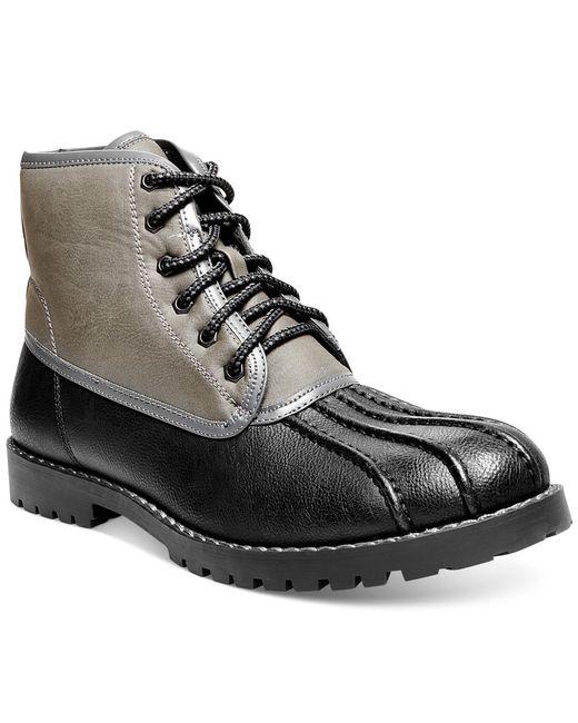 Steve Madden | Black Cornel Duck Boots for Men | Lyst