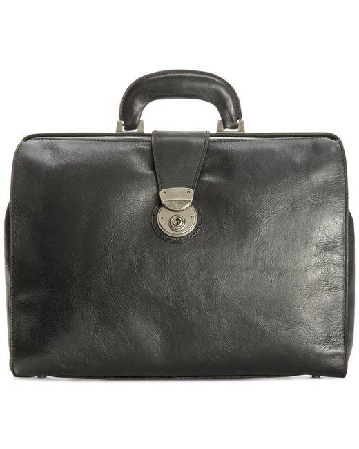 Patricia Nash | Black Nash By Men's Heritage Leather Slim Briefcase for Men | Lyst