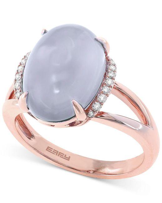 Effy Ring Chalcedony K