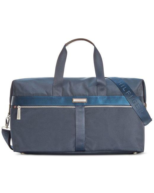 Tommy Hilfiger | Blue Darren Duffle Bag for Men | Lyst
