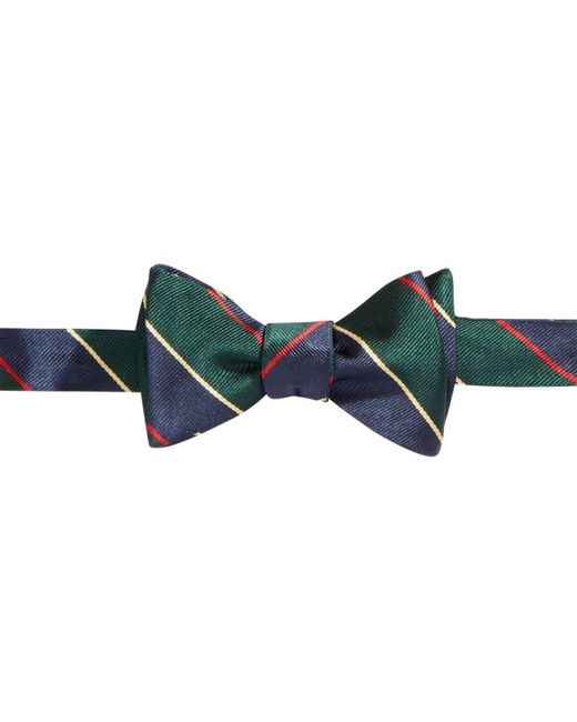 Brooks Brothers | Green A&s Bow Tie for Men | Lyst