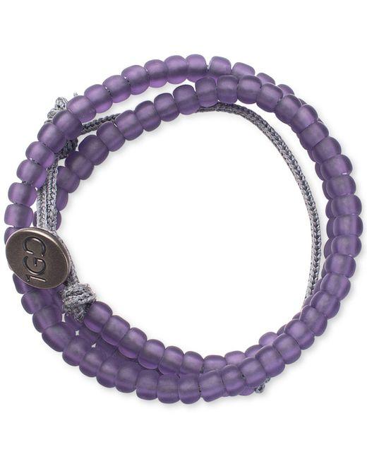 100 Good Deeds | Purple Dusk Bracelet | Lyst