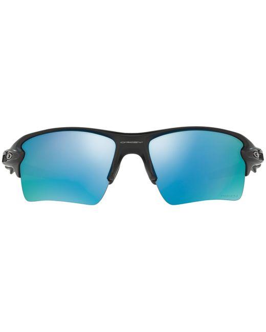 d5c808dbc71 Oakley Flak 2.0 Xl Prizm Deep Water Polarized Sunglasses