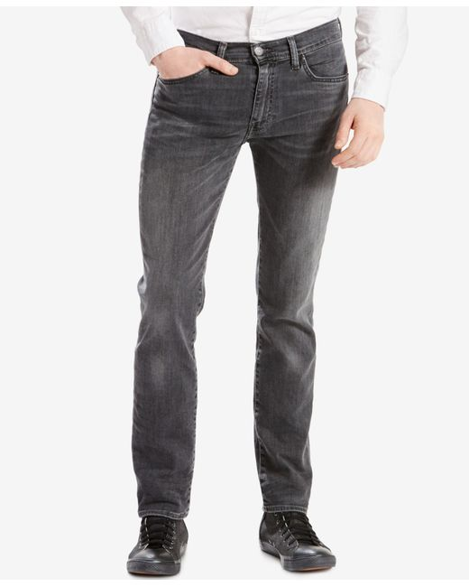 Levi's | Blue 511 Slim Fit Performance Stretch Jeans for Men | Lyst