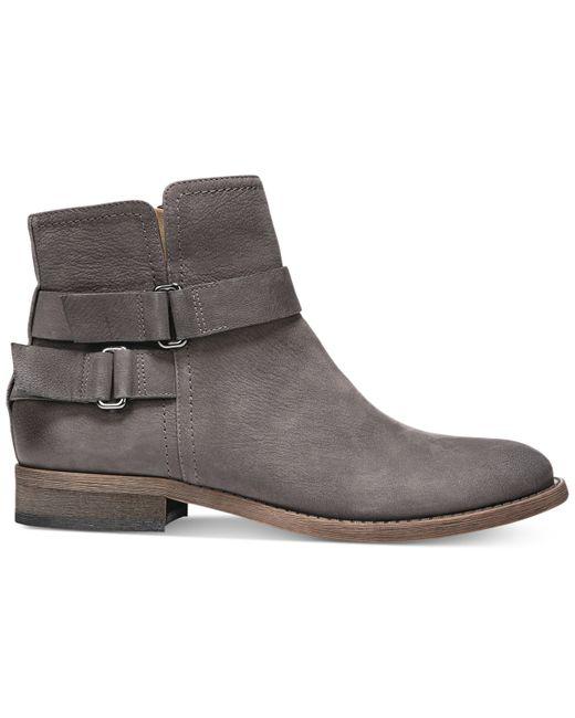 Franco sarto Harwick Ankle Booties in Grey