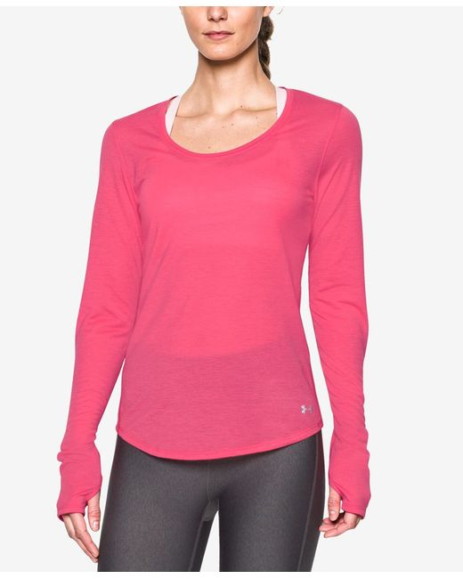 Under Armour Womens Long Sleeve Shirt