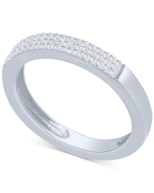 Macy's - Multicolor Diamond Pavé Band (1/5 Ct. T.w.) - Lyst