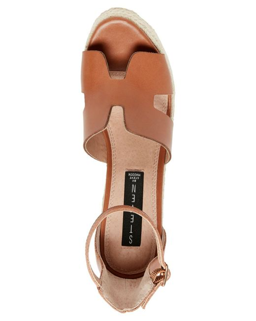 da22a282693 Women's Brown Sirena Espadrille Wedge Sandal