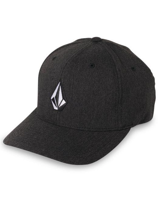 Volcom Gray Hat, Full Stone Flex Fit for men