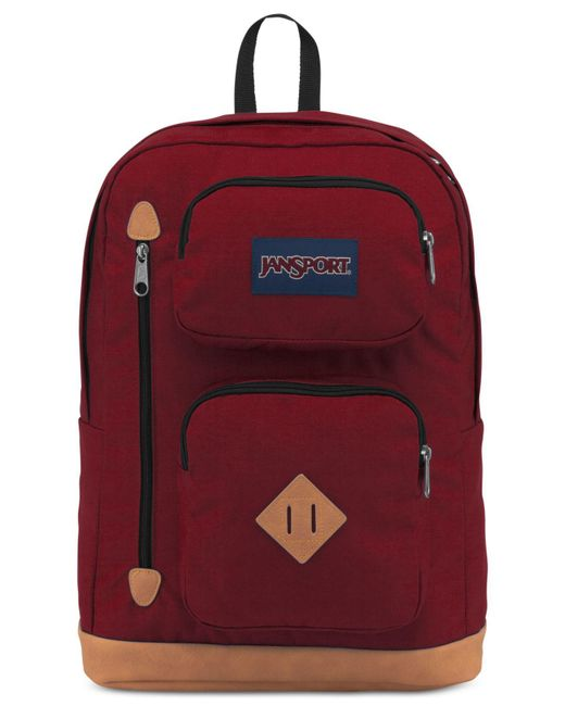 Jansport - Red Men's Austin Backpack for Men - Lyst