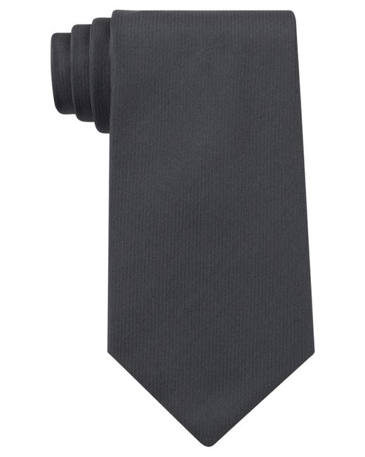 Kenneth Cole Reaction - Gray Tie, Darien Solid for Men - Lyst