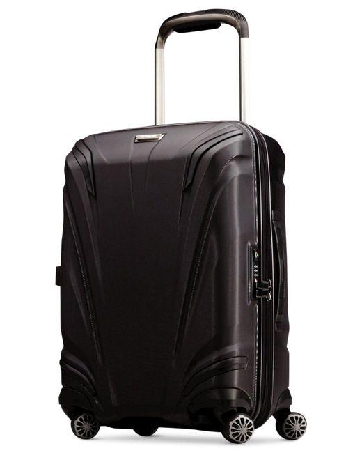 """Samsonite - Black Silhouette Xv 22"""" Hardside Expandable Carry On Spinner Suitcase for Men - Lyst"""