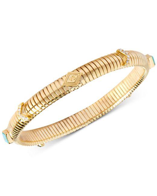 Vera Bradley | Metallic Decorative Stretch Bracelet | Lyst