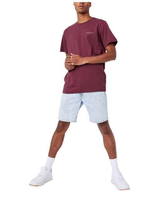 Cotton On Multicolor Tbar Text T-shirt for men