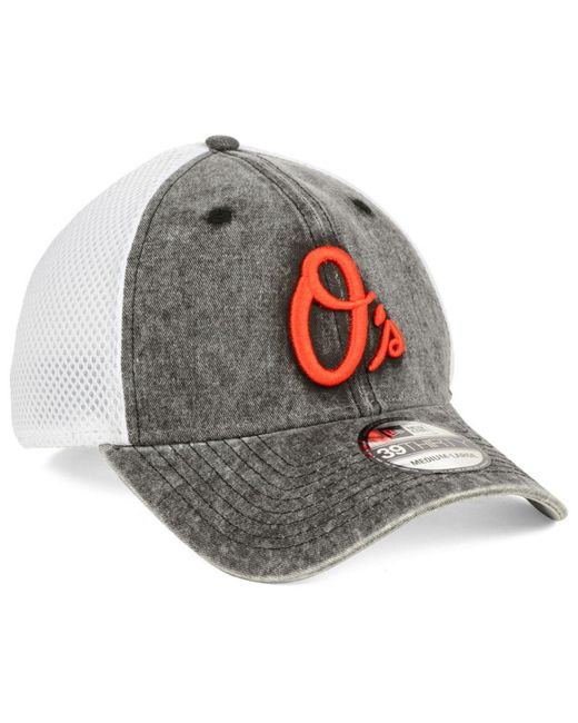 newest debb9 c1439 ... where to buy ktz multicolor baltimore orioles hooge neo 39thirty cap  for men lyst 2c586 59617