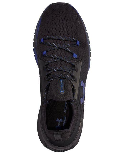 super popular 0deac 08af4 Men's Blue Hovr Phantom Se Bnb Running Sneakers From Finish Line