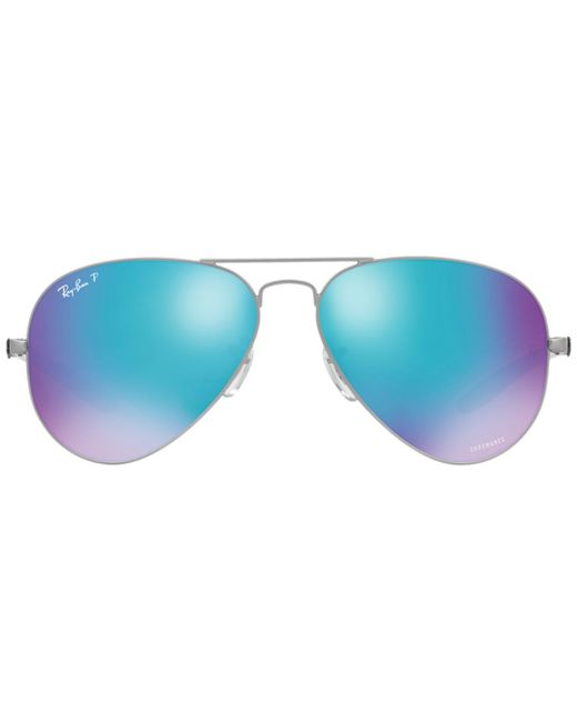 12347f8ab4f ... Ray-Ban - Blue Polarized Sunglasses