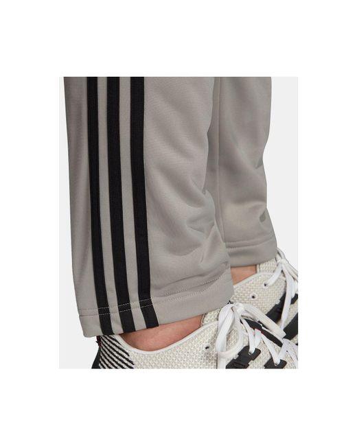 Men's Gray Tapered Pants