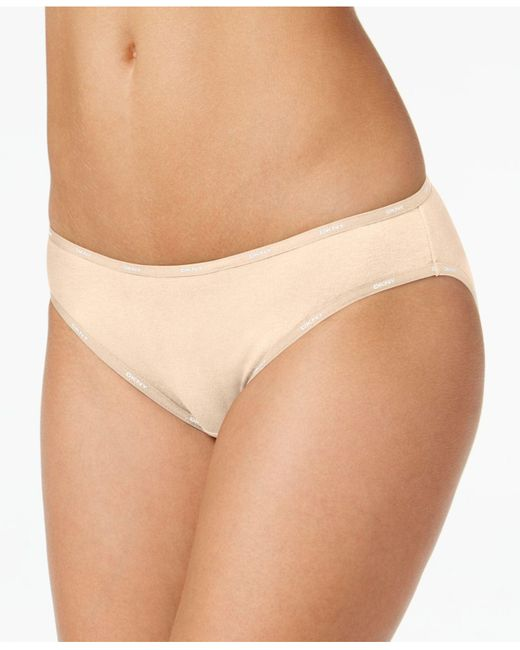DKNY   White Comfort Classic Bikini 543097   Lyst