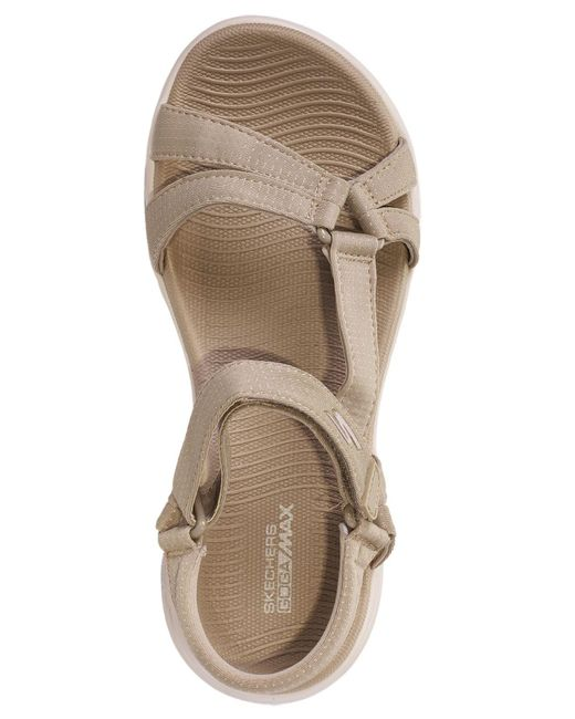 443dbc0ff65d8 Women's Natural On The Go 600 - Brilliancy Athletic Sandals From Finish Line