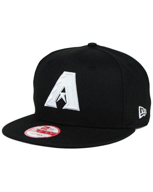 a02f0ed0 KTZ - Black B-dub 9fifty Snapback Cap for Men - Lyst ...