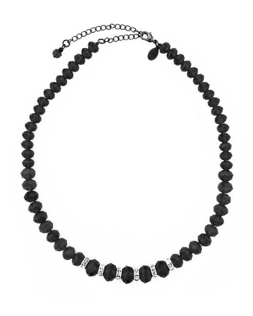 2028 | Black Necklace, Jet Bead Necklace | Lyst