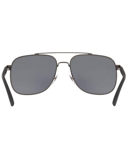 738d00cdd51 ... Gucci - Gray Polarized Sunglasses