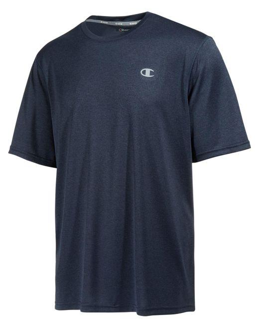Champion - Blue Men's Vapor Performance T-shirt for Men - Lyst