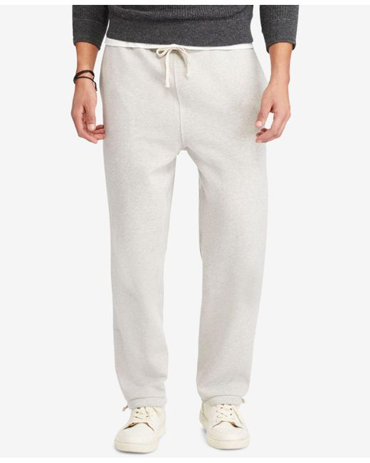 Polo Ralph Lauren Natural Fleece Pants for men