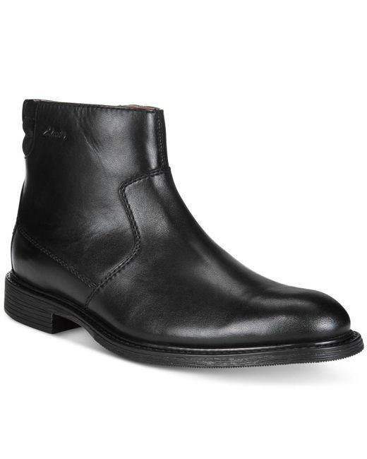 Macys Mens Black Slip On Dress Shoes