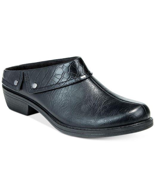 Easy Street - Black Becca Mules for Men - Lyst