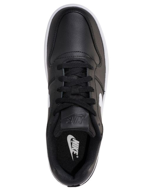 601bd3862ff ... Nike - Black Ebernon Low Casual Sneakers From Finish Line for Men - Lyst  ...