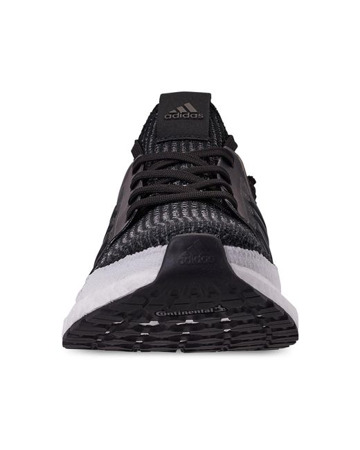 new concept 2ad80 0bb99 Men's Black Ultraboost 19 Running Sneakers From Finish Line