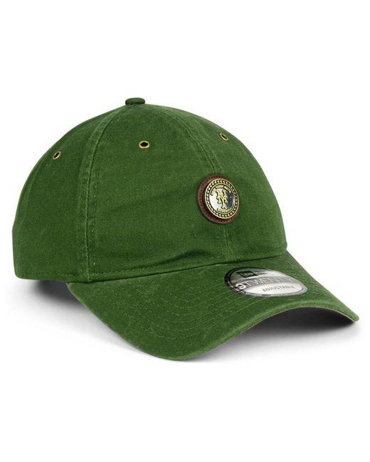 brand new 4d9b2 7ebff best price ktz green new york mets coin 9twenty cap for men lyst 3e5df f4298