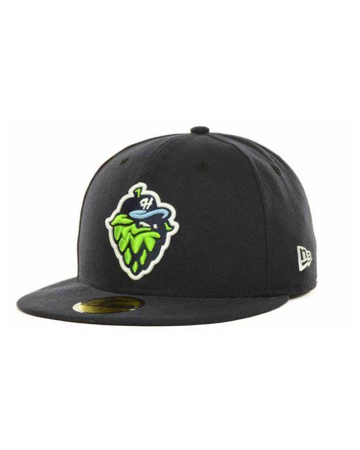 KTZ - Blue Hillsboro Hops Minor League Baseball 59fifty Cap for Men - Lyst