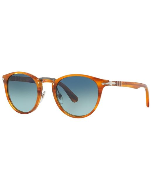 Persol Brown Po3108s 49p for men