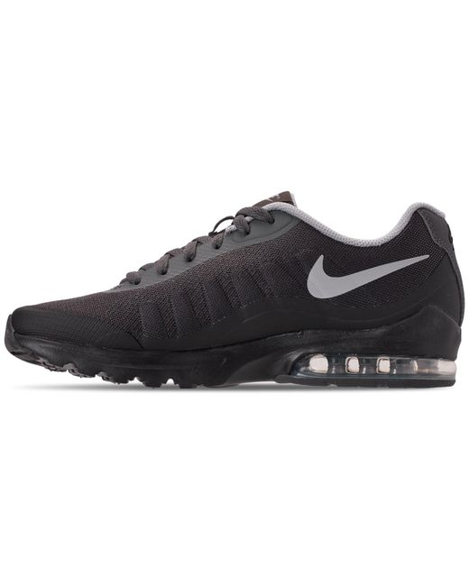 new concept 9e766 59263 ... Nike - Gray Air Max Invigor Print Running Sneakers From Finish Line for  Men - Lyst ...