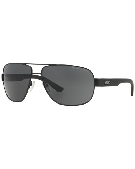 Armani Exchange - Black Ax Ax2012s 62 for Men - Lyst