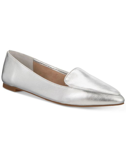 INC International Concepts | Metallic Women's Aleynia Pointed-toe Flats | Lyst