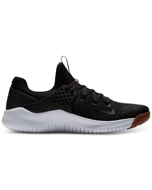 e5a2f91fe67e ... Nike - Black Free Trainer V8 Training Sneakers From Finish Line for Men  - Lyst ...
