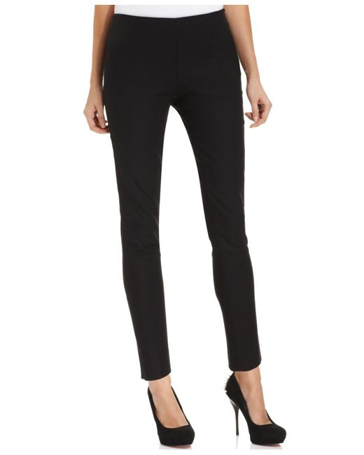 Vince Camuto - Black Pants, Skinny Ankle - Lyst