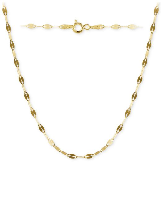 Giani Bernini - Metallic Twisted Chain Link Necklace In 18k Gold-plated Sterling Silver - Lyst