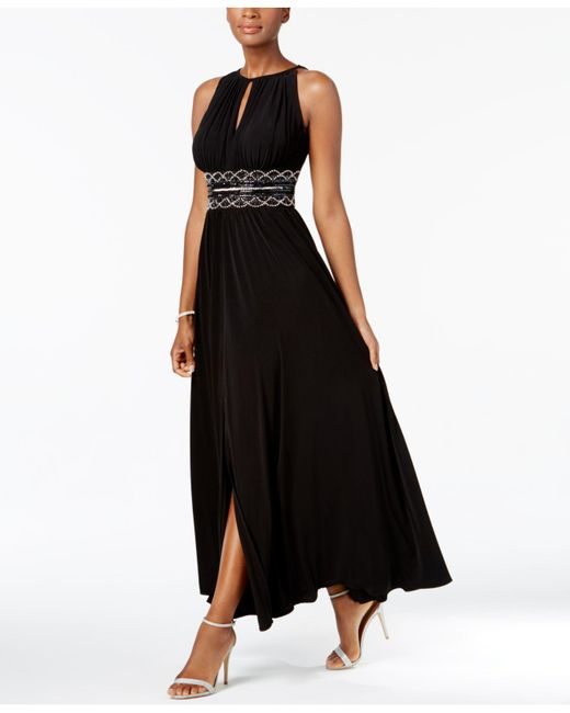 0522cf66e548a R   M Richards - Black Dress